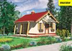 Проект одноэтажного дома   - Муратор ДЛ04